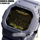 2013 CASIO G-SHOCK TOUGH SOLAR G-5600NV G-5600NV-2 NAVY BLUE STOCK RESISTANT