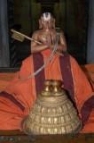 Perumal kovil Sri Manavala Mamunigal Uthsavam - Day6