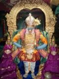 Sri Pandu Rangan Thirukolam