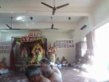 Dr MAV Swami speaking on Swami Nampillai and tracing the roots of swami Nampillai sannithi