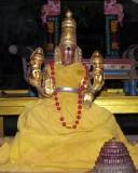 Thiruputkuzhi Kadai Velli Uthsavam - Sri Maragathavalli Thayar Purappadu - Nandhana