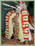 Kanchi Periya Perumal Sri Yathokthakari ( Sonna Vannam seitha perumal ) Pushpa Pallakku