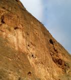 2013 Orihuela Redovan crag