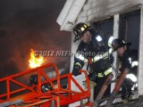 11/27/2012 3rd Alarm Quincy MA