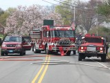 04/22/2013 Brush Fire Whitman MA