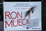 Journée Presse RON MUECK 04-2013