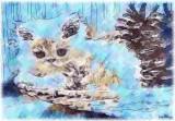 Kitten by John Muzzio - January, 2013