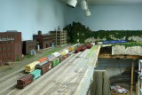 Last train out of Hammill Yard