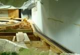 Vosburg Tunnel track installed!