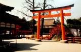 Kamomioya Shrine, Kyoto, Japan 2000