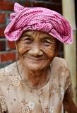 My great aunt, Ben Tre, Mekong Delta, Vietnam