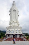 Bodhisattva of Mercy at Linh Ung -Bai But Pagoda on Son Tra Peninsula, Danang, Vietnam