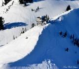 trails to Granite Mountain Lookout, Cascade Mountains, Washington