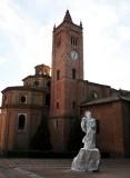 Abbey Monte Oliveto Maggiore, Asciano, Italy