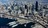 Seattle attractions, Ferries, Ferris wheel, Pike Place Market, Pioneer Square, Lake Union