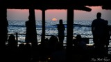 watching the sunset, Fairmont Orchid, Big Island