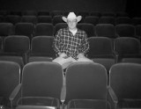 Jacob at the Texas Theater