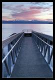 7102 Powell River sunset