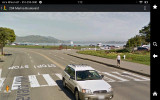 Google Street View app on Kindle Fire HD 7 - Screenshot of Presidio area