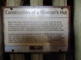 A Woman's Hut. #0937