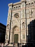 Duomo, front.  Taken with Elph.  Note the doors (next)