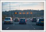 The M6 Carpark