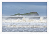 Craigleith and the Waves