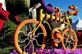 Rose Parade 2013 , Pasadena (Float Viewing).