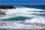 La côte bleue de France