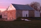 Big Barn Aglow