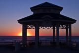 January Sea Isle Sunrise 2013