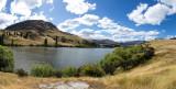 A lake near Frankton, New Zealand