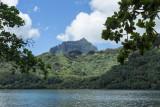 Rotui from Opunohu Bay, Moorea, French Polynesia