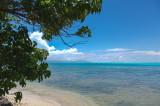 Tahiti from Moorea