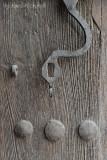 Bahla Fort - Snake Shaped door handle
