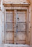 Wooden Omani Door
