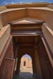 Al-Khandaq Fortress Main gate
