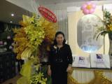 Co Chau chup 11/25 Ngay Tri An Thay Co