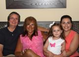 Judy, Wendy, Victoria & Melissa