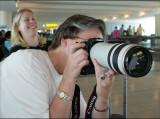 The looooong lens