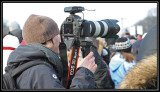 Canon 5D Mark II at the Inauguration