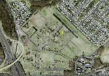 Grave location  - Google Earth