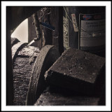 Mill Wheel Detail