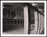 Old Salem Barn mono 2
