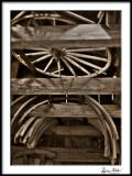 Wheelwright Shop Ceiling