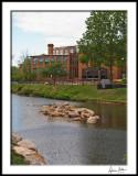Reedy Fork River--across