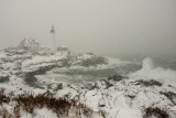 DSC00581.jpg Snow Storm Portland Head LIght