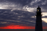 DSC02540jpg .........AMAZING 15 minutes before sun rise... allusive short lived moments... at Portland Head Light