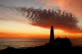 DSC09959.jpg.... SKY OF HEAVEN thanks to Knox O ... sunset at portland head light maine