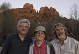 Pbasers L to R: Zane Paxton, Fred Parsons, Derek von Briesen